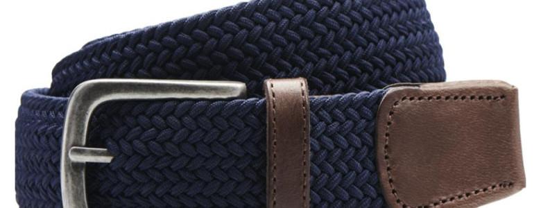 Cage-Woven-Belt-Jack&Jones-Blu
