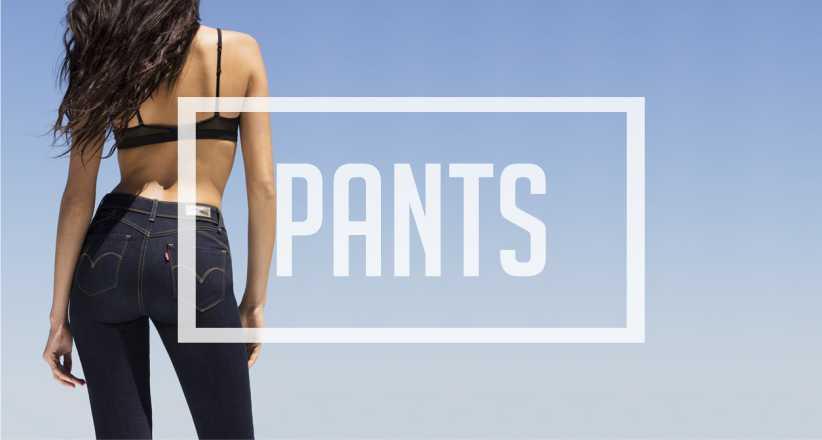 La Bisca di Cecchi - Pantaloni Jeans Underwear