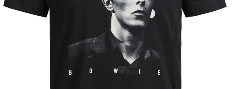 Bowie Black Tee Jack&Jones