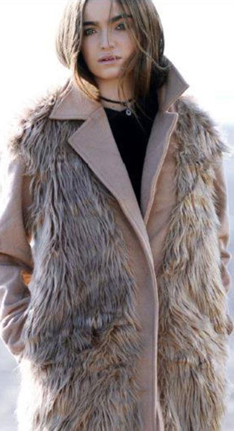 Abbigliamento donna Collezione Autunno Inverno la Bisca di Cecchi