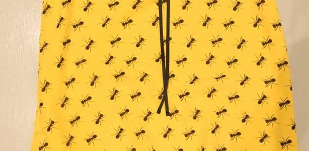 Abito Sh luziania stampa formiche