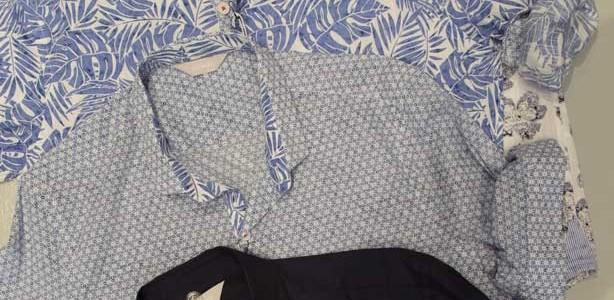 Camicia Sseinse