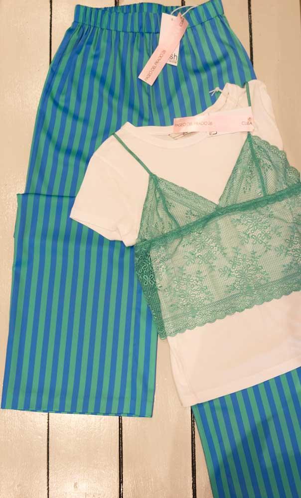 Pantalone + T shirt Sh