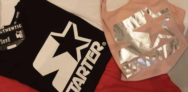 T-shirt e canotte Starter