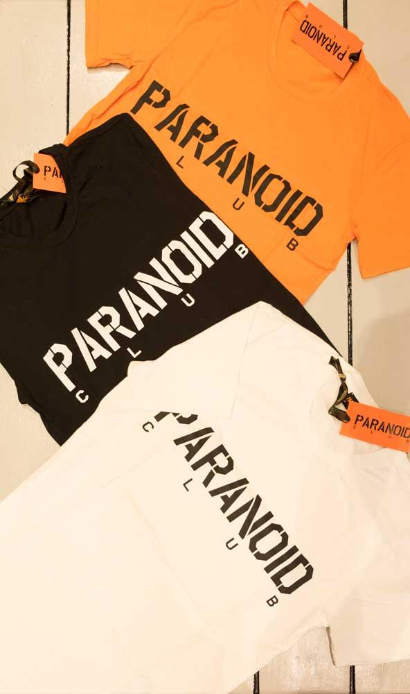 T-shirt Paranoid