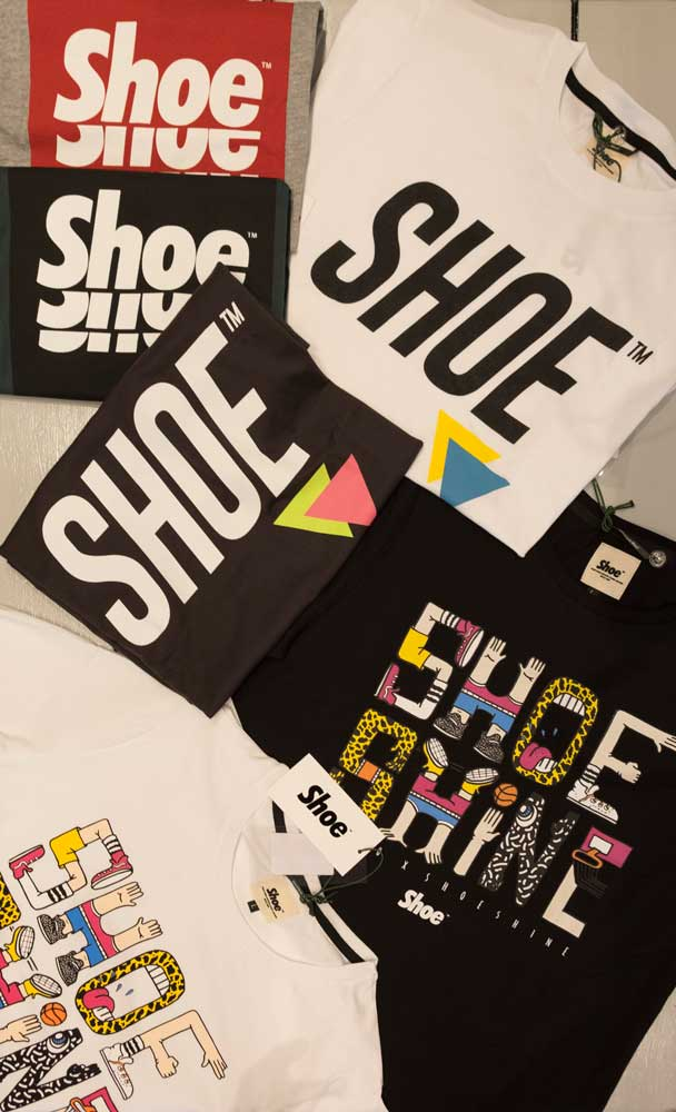 T-shirt Shoeshine