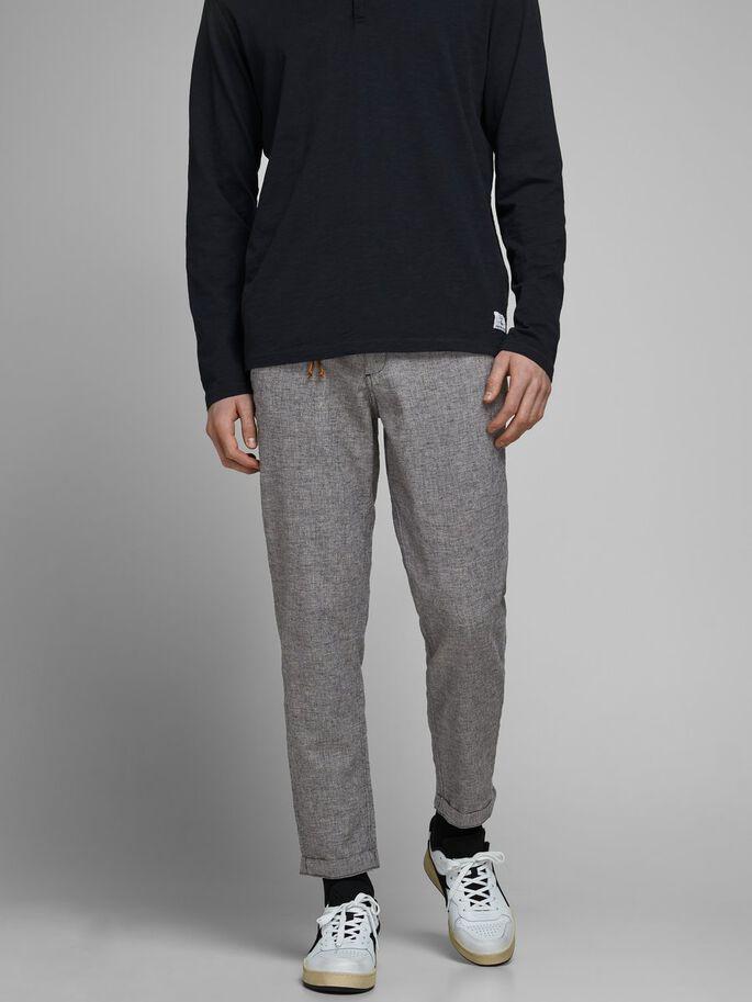 Pantalone ace line black
